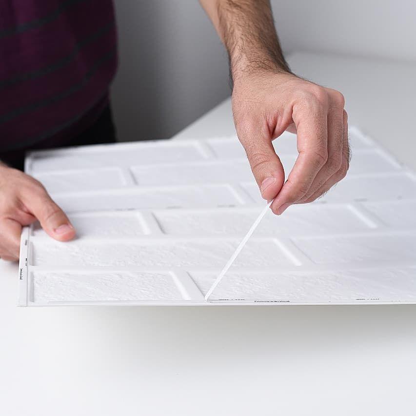 Brick - Placa de 50x50cm