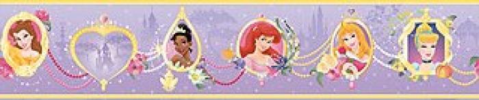 Papel de Parede Infantil DISNEY KIDS YORK 5955