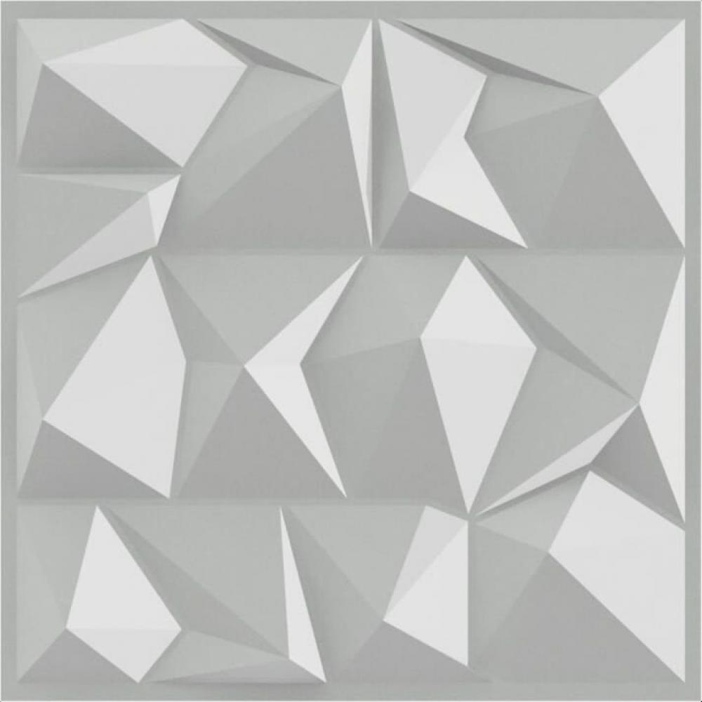 Revestimento 3D Autoadesivo Revestimento 3D Autoadesivo Londres - Placa de 50x50cm - LINHA POP